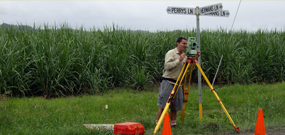 how to become a registered surveyor nsw